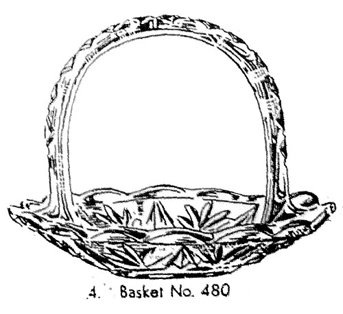Turnbull catalogue, basket no. 480