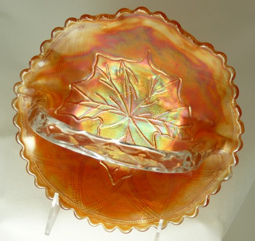 Maple Leaf basket